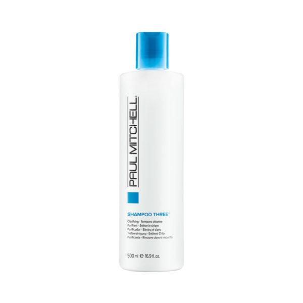 Paul Mitchell Clarfying Shampoo Three - 16.9 oz